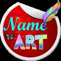 Name Art: Name Editor In Style Icon