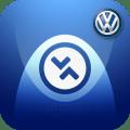 Volkswagen Media Control Icon