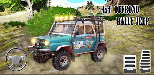 4x4 Off Road  Jeep Game: New car games 2019 apk
