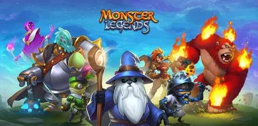 Monster Legends: Online RPG with PvP & dragons apk