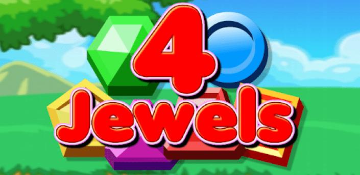 4 Jewels apk