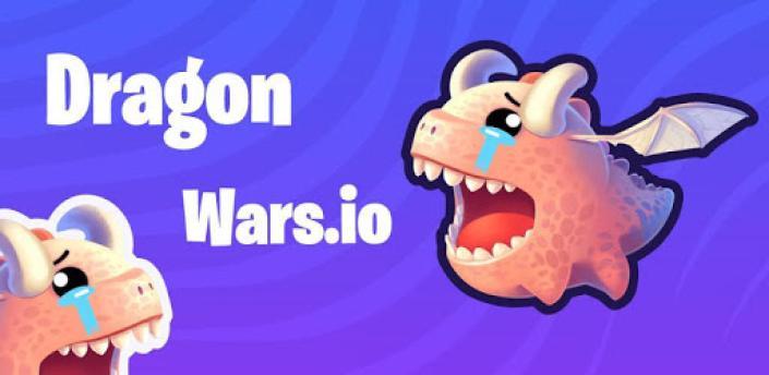 Dragon Wars io: Merge Dragons & Smash the City apk