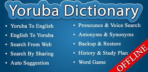 English Yoruba Dictionary apk