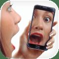 Mirror + Selfie Flash Camera Icon