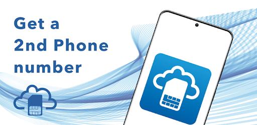Cloud SIM: Second Phone Number - Calling & Texting apk