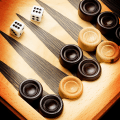 Backgammon Live - Online Free Table Game Icon