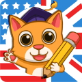 Fun English Language Learning Icon