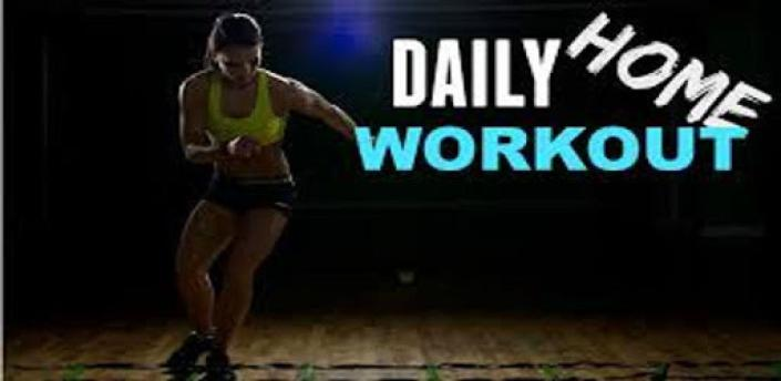 Daily Fitness Workout At Home apk