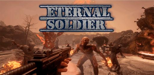 Eternal Soldier: Monster Defense Shooting apk