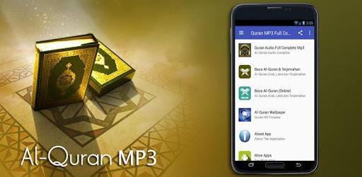 Al Quran MP3 (Full Offline) apk