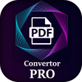 PDF Convertor - PDF Reader,Editor - PRO Icon