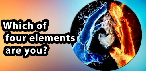 Which of four elements are you apk