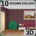 Escape Games-Cushy Rooms Icon