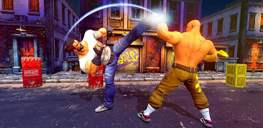 Kung fu man vs superhero fighting game apk