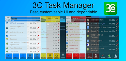 3C Task Manager apk