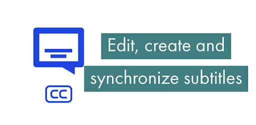 SubEdit - Edit, create, synchronize subtitles apk