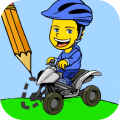 Scribble Rider Icon
