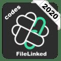 Filelinked codes latest 2019-2020 Icon