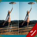 Fly Camera - Magic Levitation Effect Photo Editor Icon