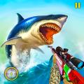 Shark Hunting: Animal Shooting Games Icon