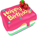 Happy Birthday Wishes, Quotes, Bday Greeting Cards Icon