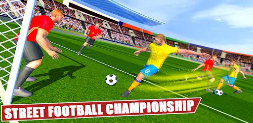 Street Football Championship - Penalty Kick Game apk