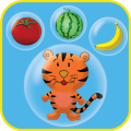 Bubble Pop - Play and Learn Icon