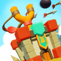 Wild Castle: 3D Offline Survival Game Icon