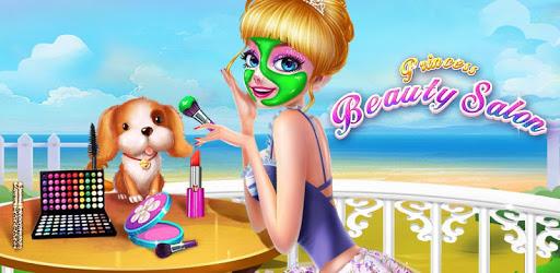 👠💄Princess Beauty Salon - Birthday Party Makeup apk