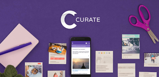 Curate - simple email marketing. apk