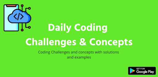 Daily Coding Challenges, Concepts & Articles apk