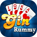 Gin Rummy - 2 Player Free Card Games Icon
