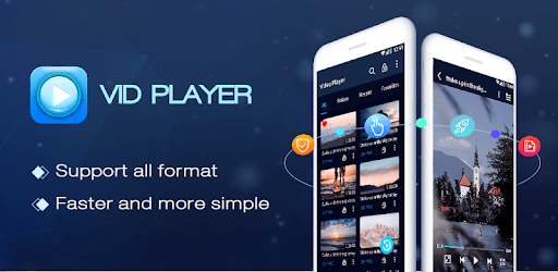 Vid Player HD - Full HD & All Formats & 4k Video apk