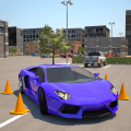 Driving School 3D Parking #Msi8Store Icon