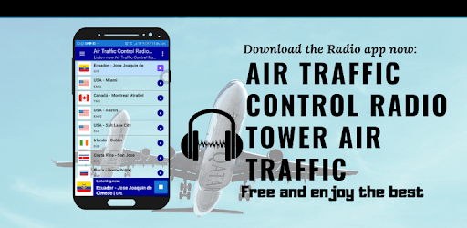 Air Traffic Control Radio Tower Air Traffic live apk
