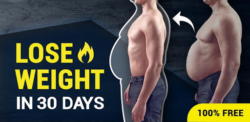 Lose Weight App for Men - Weight Loss in 30 Days apk