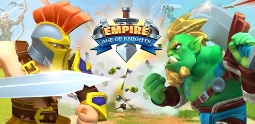 Empire: Age of Knights - New Medieval MMO apk