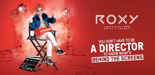 Roxy Cinemas UAE apk