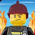 LEGO® City Fire Hose Frenzy Icon