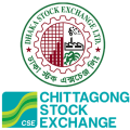 Stock Exchange DSE & CSE Icon