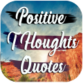 Positive Thoughts Quotes: Positive Quotes Icon
