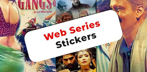 Web Series Stickers apk