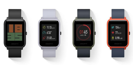 My WatchFace [Free] for Amazfit Bip apk