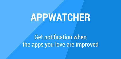App Watcher: Check Update apk