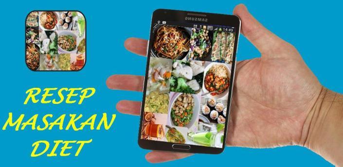 Resep Masakan DIET Nusantara apk