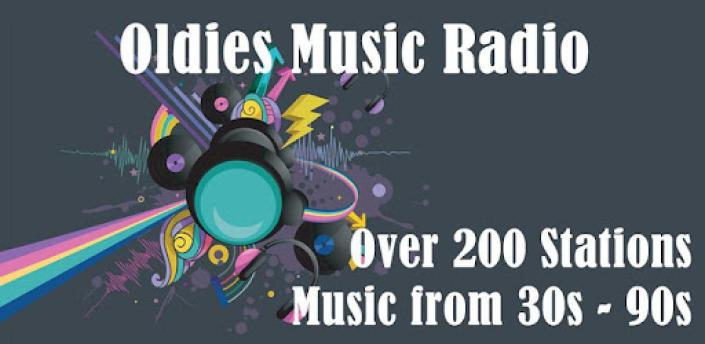 Oldies Radio 500+ Stations apk