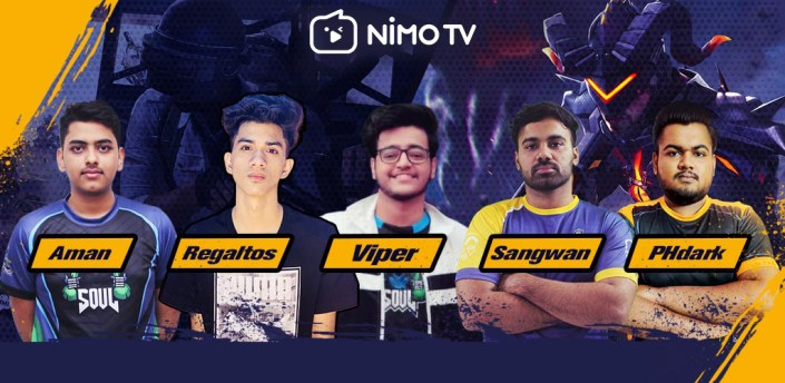 Nimo TV – Live Game Streaming apk