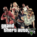 GTA V The Best Wallpaper HD Icon