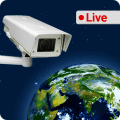 Live Earth cams : Live Webcam, Public Cameras Icon