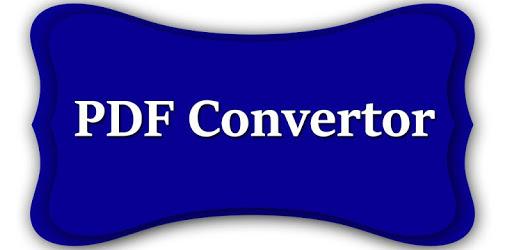PDF Convertor - PDF Reader,Editor - PRO apk
